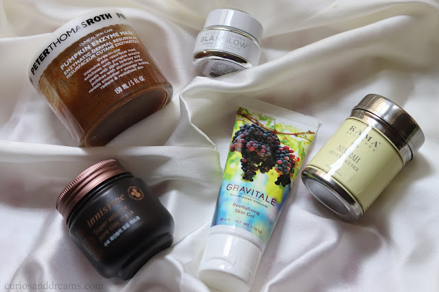 My Top 5 Favourite Face Masks, My Top 5 Favourite Face Masks india, My Top 5 Favourite Face Masks for oily skin, My Top 5 Favourite Face Masks for combination skin