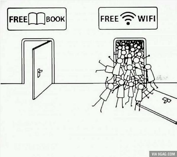 free book free wifi
