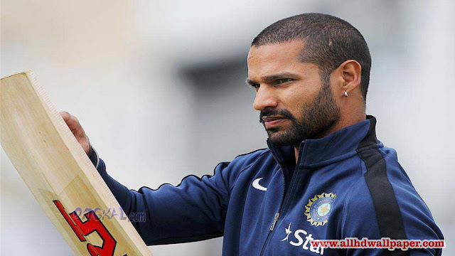 Shikhar Dhawan Pictures & Background Wallpaper