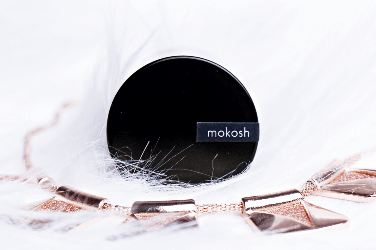 Korygujący krem pod oczy Zielona herbata - MOKOSH