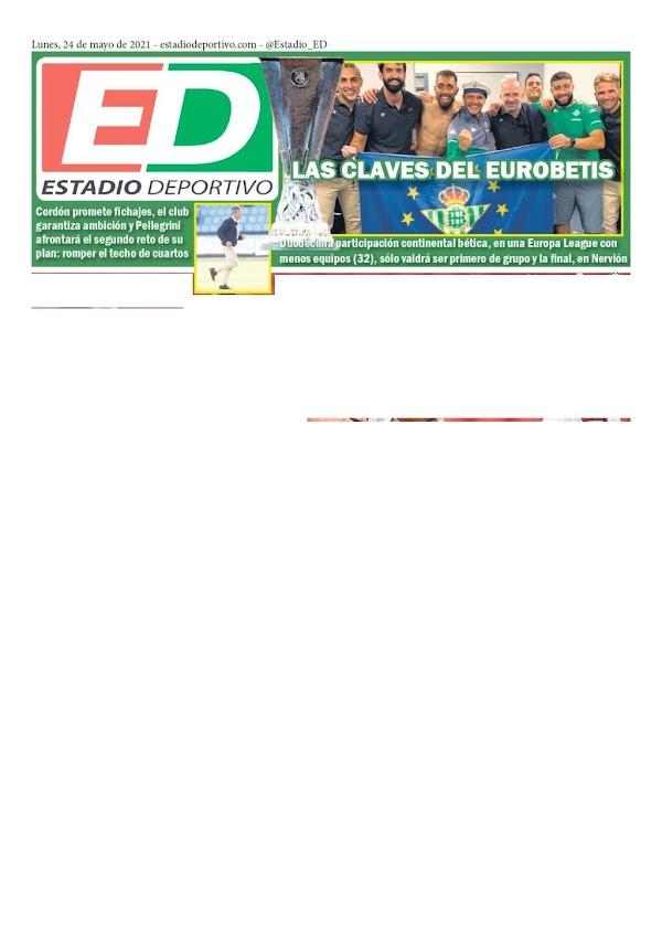 """Estadio Deportivo: """"Las claves del EuroBetis"""""""