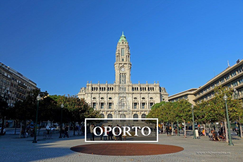 Oporto: catedral, torre de los Clérigos, Lello y mucho más