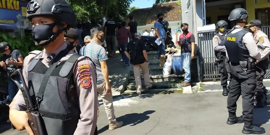 Densus 88 Kembali Amankan Dua Terduga Teroris di Tasikmalaya