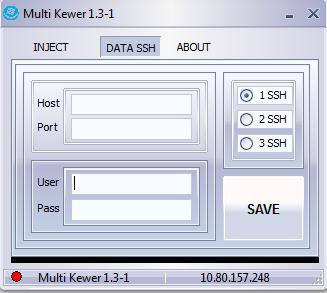 Multi SSH Update Multi Kewer 1.3.1