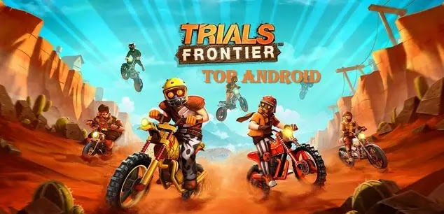 Trials Frontier (Mod) + Obb Download