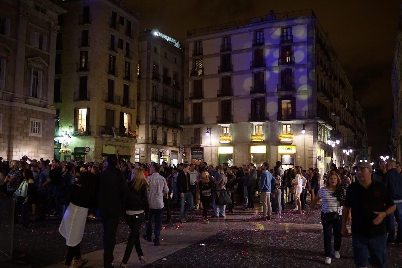 サン・ジャウマ広場(Plaça de Sant Jaume)