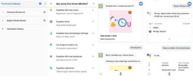 Yang usang sudah dinantikan akibatnya sekarang telah tiba Begini Cara Mengaktifkan Google Asisten Agar Berbahasa Indonesia