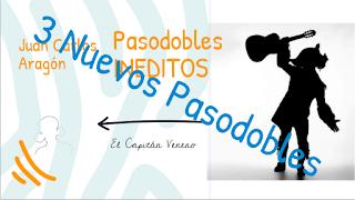 🥀26+3 Pasodobles INEDITOS👀 o No cantados en el Falla con Letra de 💖Juan Carlos Aragón Becerra
