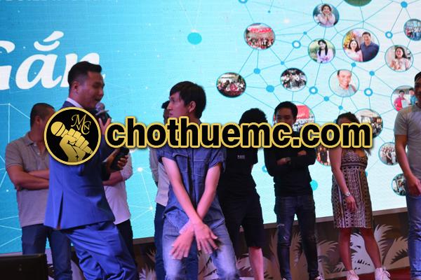 Cho Thuê Hoạt Náo Viên, MC Hoạt Náo Gala Dinner, MC Hoạt Náo, Thuê MC Hoạt Náo