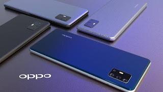 ketebalan ponsel spesifikasi Oppo F17 Pro