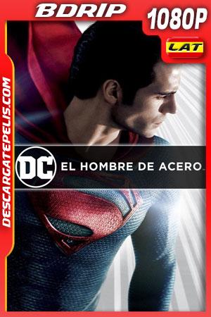 El hombre de acero (2013) 1080p BDrip Latino – Ingles