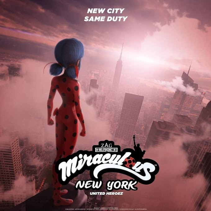Miraculous World: New York, United Heroez | Disney India | Hindi Download (360p, 480p, 720p HD, 1080p FHD)