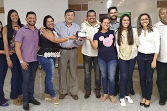 OSC Ceacri de Itapiúna recebe homenagem do ChildFund Brasil por excelente desempenho em gestão de projeto