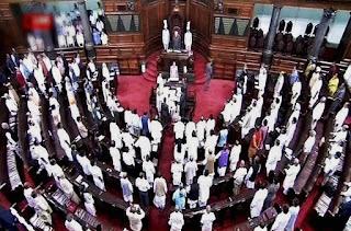 rampage-on-the-rafale-issue-rajya-sabha-proceedings-adjourned-till-monday