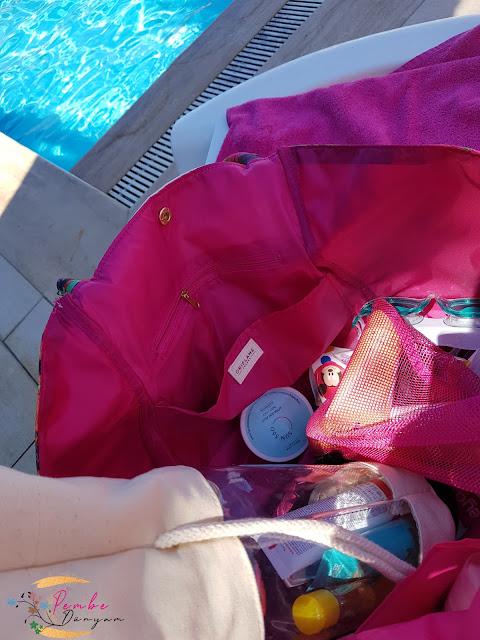 plaj çantası tavsiye