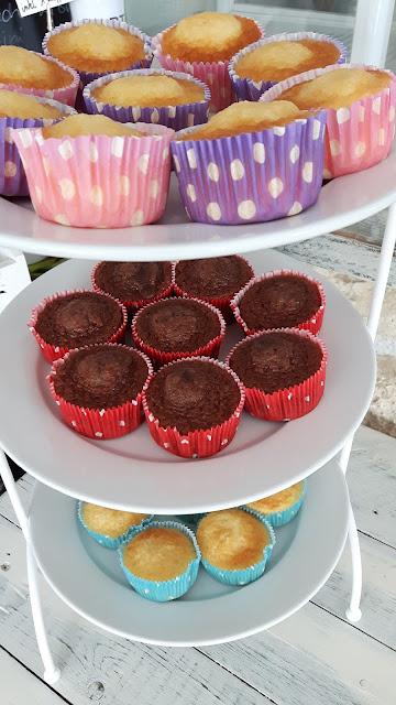 Kindergeburtstag: Cupcake-Party