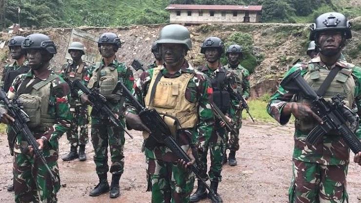 Bebaskan Sandera di Papua, 5 Perwira TNI Tolak Kenaikan Pangkat