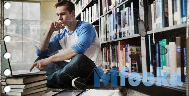 قراءة الكتب القصيرة