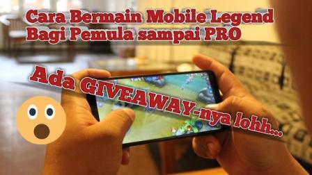 Cara Bermain mobile legend
