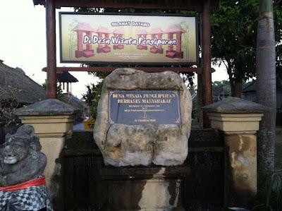 Desa Panglipura, bangli, Bali, Denpasar