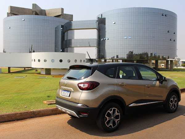 Novo Renault Captur 2022 1.3 Turbo CVT: preço, consumo - avaliação