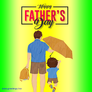 """Happy fathers day"" wishes"