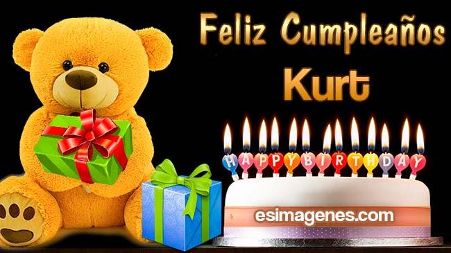 Feliz Cumpleaños Kurt