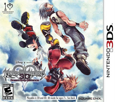 Kingdom Hearts 3D: Dream Drop Distance download citra