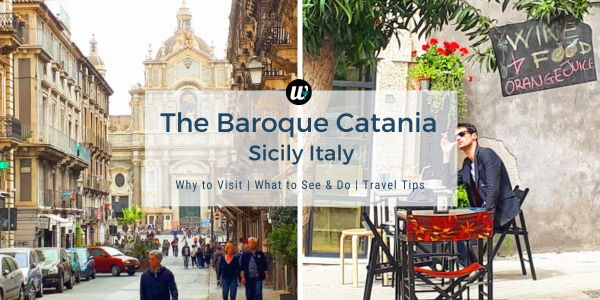 The Baroque Catania | What to See & Do | Sicily, Italy | wayamaya