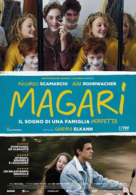 Magari Poster Elkann