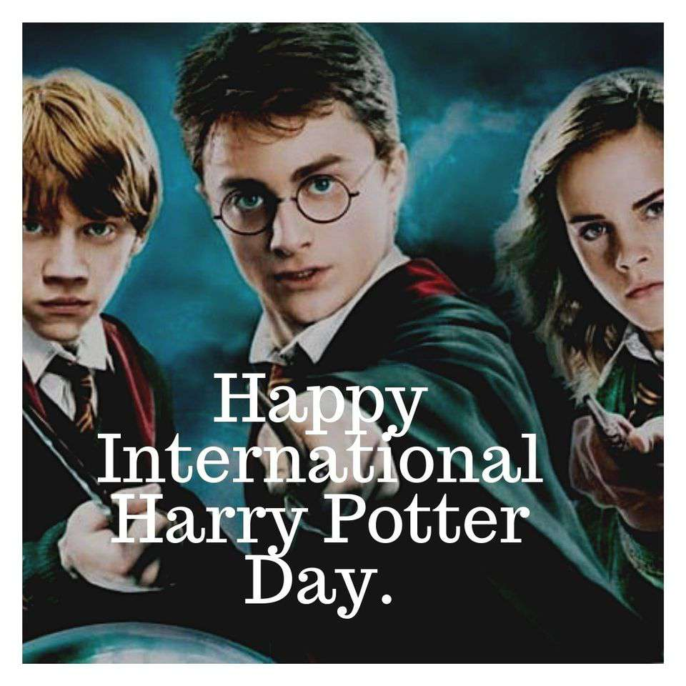 International Harry Potter Day Wishes Images download