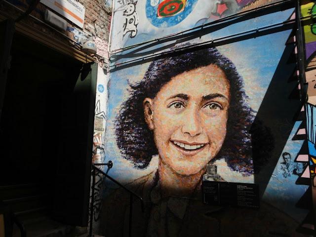 museus surpreendentes - Anne Frank