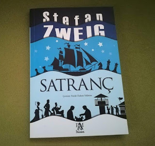 Stefan Zweig Satranç Kitap