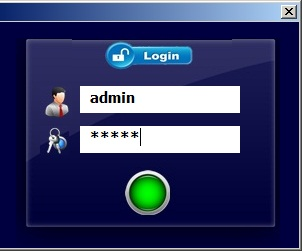 Template Login UserForm VBA