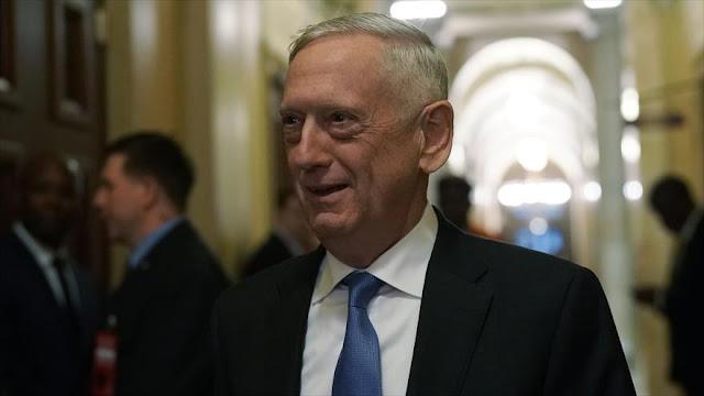 Mattis: EEUU renueva armas nucleares para enfrenar a China y Rusia
