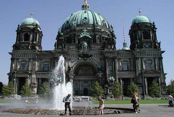 Berliner Dom, Catedral de Berlín