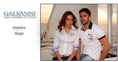 Oferta de ropa de marca Galvanni