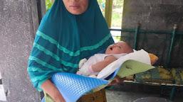 Seorang Ibu dan Anak Penderita Bocor Jantung