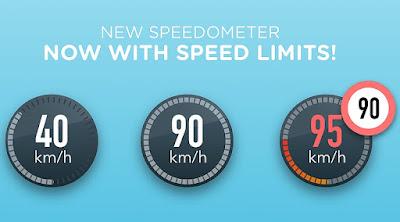 Speedometer Waze