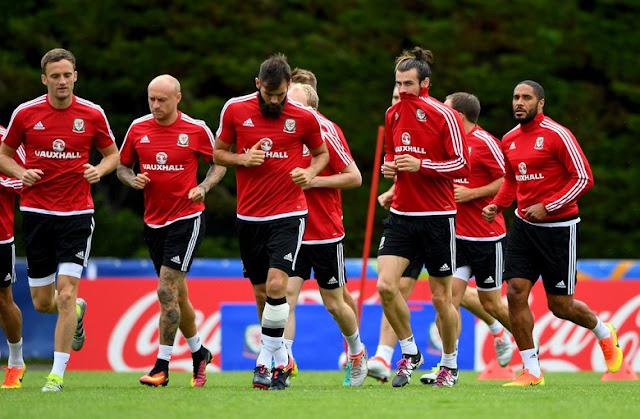 RCTI Live Streaming Wales vs Belgia Piala Euro 2016