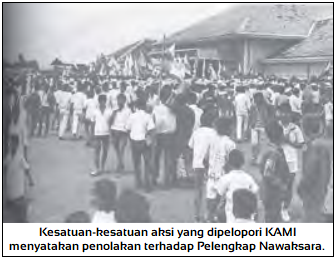 Nawaksara (Sembilan Pasal Amanat Presiden Soekarno)