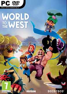 World to the West PC Full Español | MEGA |