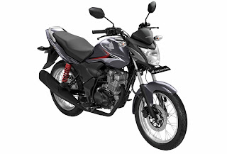 Honda Verza 150 SW Tough Silver