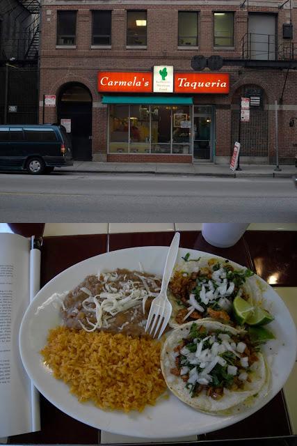 Carmela's Taqueria