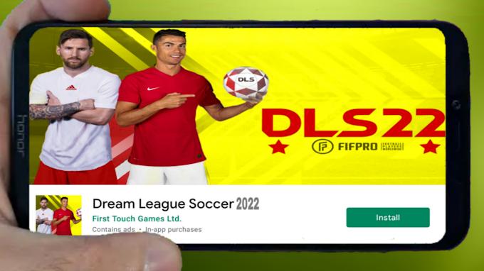 Download Dream League Soccer 2022 DLS 22 MOD APK