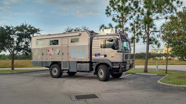 Unusual Vehicle Sighting In Naples Florida (Brutalis)