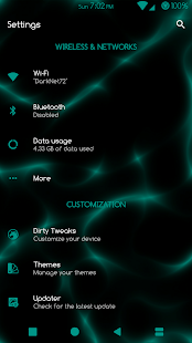 Sprite Substratum Theme v1.233 Unreleased [Patched] APK