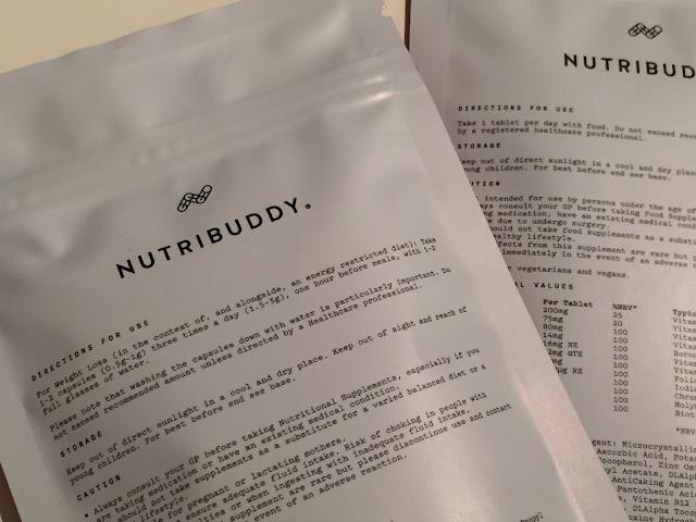 Nutribuddy