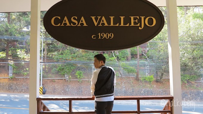 The Casa Vallejo