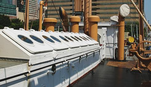 Lightship Chesapeake Baltimore Ships
